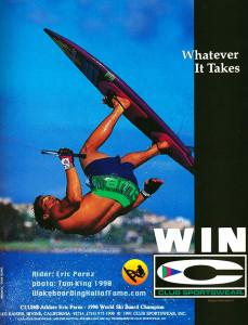 Eric Perez - 1990